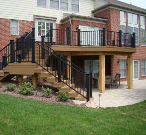 Deck Builder & Outdoor Living Contractor Commerce MI | Cedar Works - home
