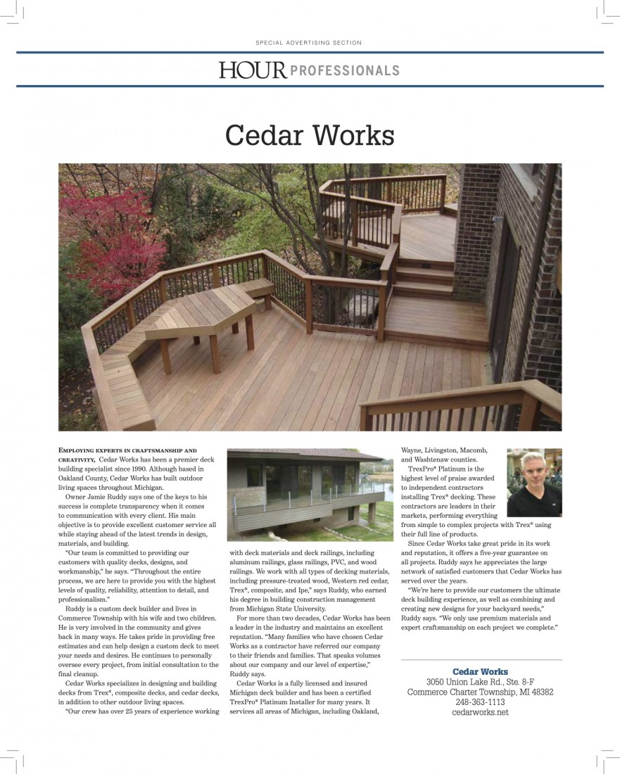 Cedar Works Spotlight - Cedar Works - CedarWorks_PRO_HD_0619
