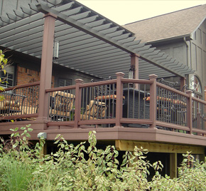 Trellis & Pergola Builder Commerce Twp MI | Cedar Works - pergola