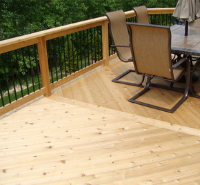 IPE Decking: Cedar & IPE Wood Decking Commerce MI | Cedar Works - wooddeck